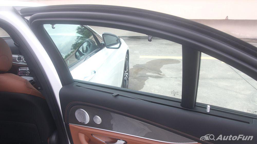 Mercedes-Benz E-Class 2019 Interior 103