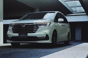 Honda Odyssey 2022 Siap Comeback, Dimensi Lebih Besar Pakai Mesin Lebih Irit BBM