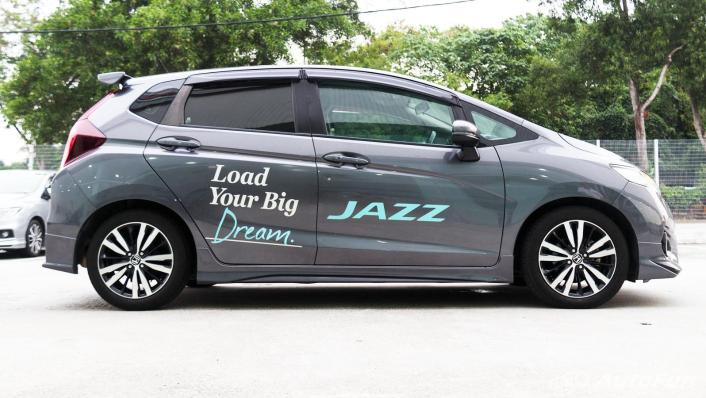 Honda Jazz 2019 Exterior 004