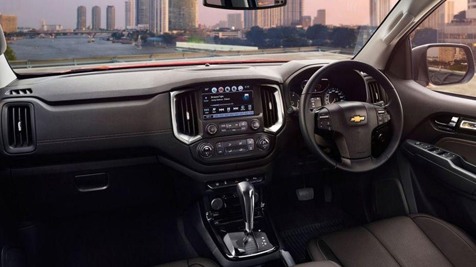 Chevrolet Colorado 2019 Interior 017