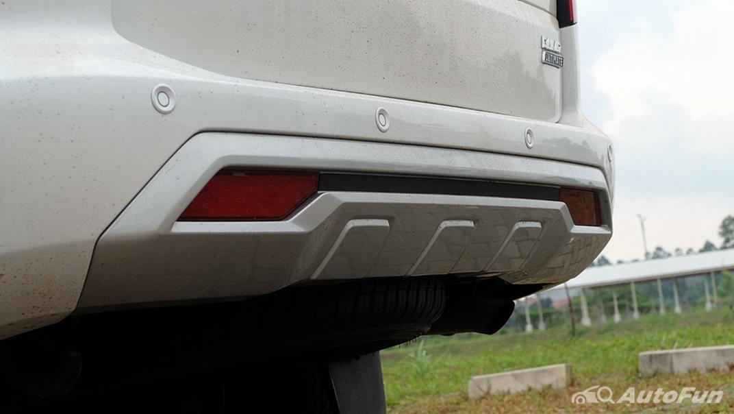 2021 Mitsubishi Pajero Sport Dakar Ultimate 4x4 AT Exterior 016