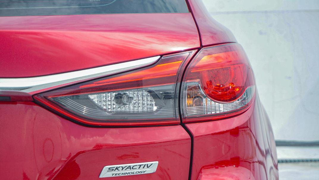 Mazda 6 Elite Estate Exterior 024