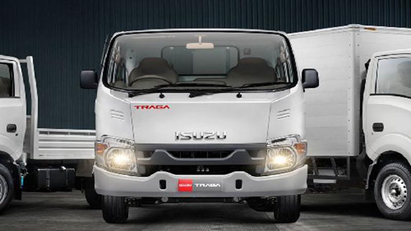 Overview Mobil: Peluncuran pada 2020-2021 Isuzu Traga beserta harganya Rp232,300 - 204,800 dan daftar biaya cicilannya 02