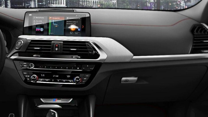 BMW X4 2019 Interior 003