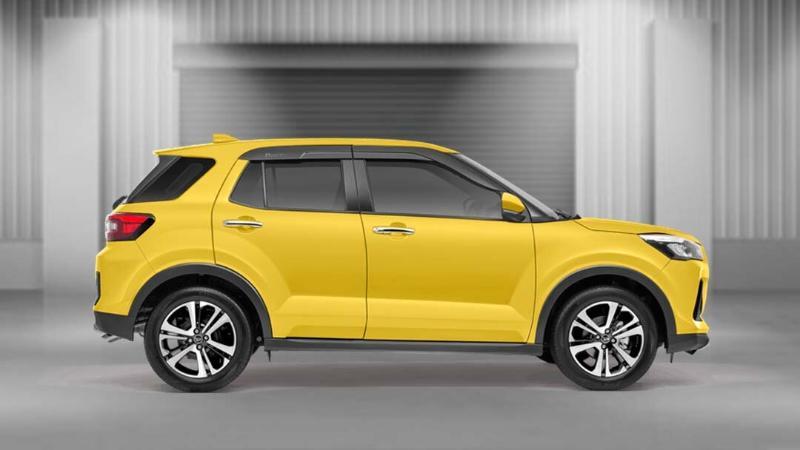 Jangan Bingung! Daihatsu Rocky Hadir dengan 20 Varian, Termasuk Pilihan Kombinasi Warna Spesial 02