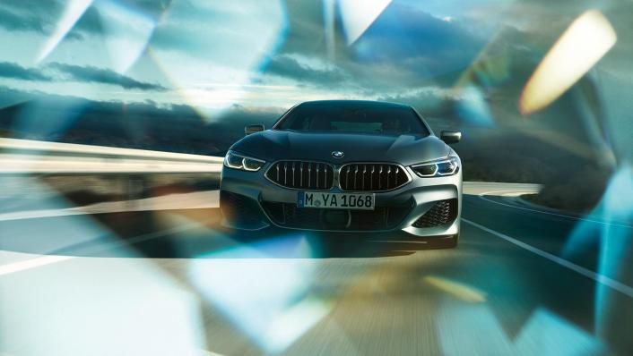 BMW 8 Series Coupe 840i Gran Coupe Exterior 003