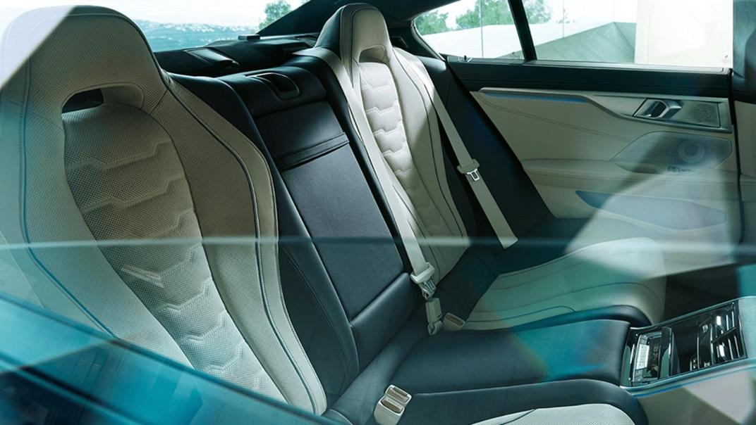 BMW 8 Series Coupe 840i Gran Coupe Interior 021