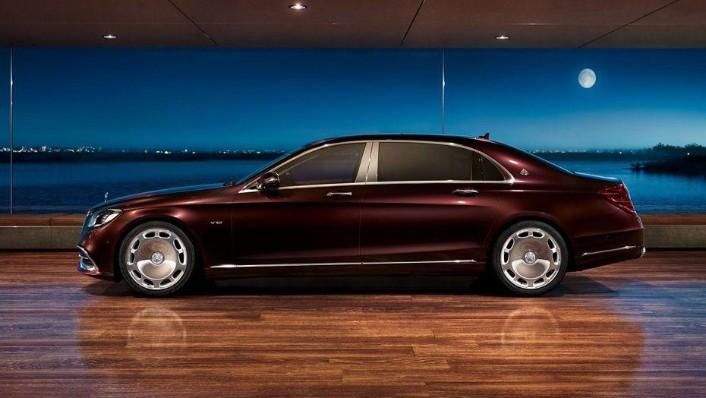 Mercedes-Benz S-Class 2019 Exterior 003