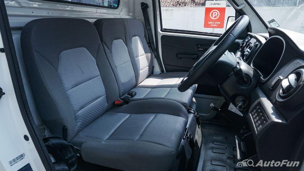 DFSK Super Cab 2019 Interior 014