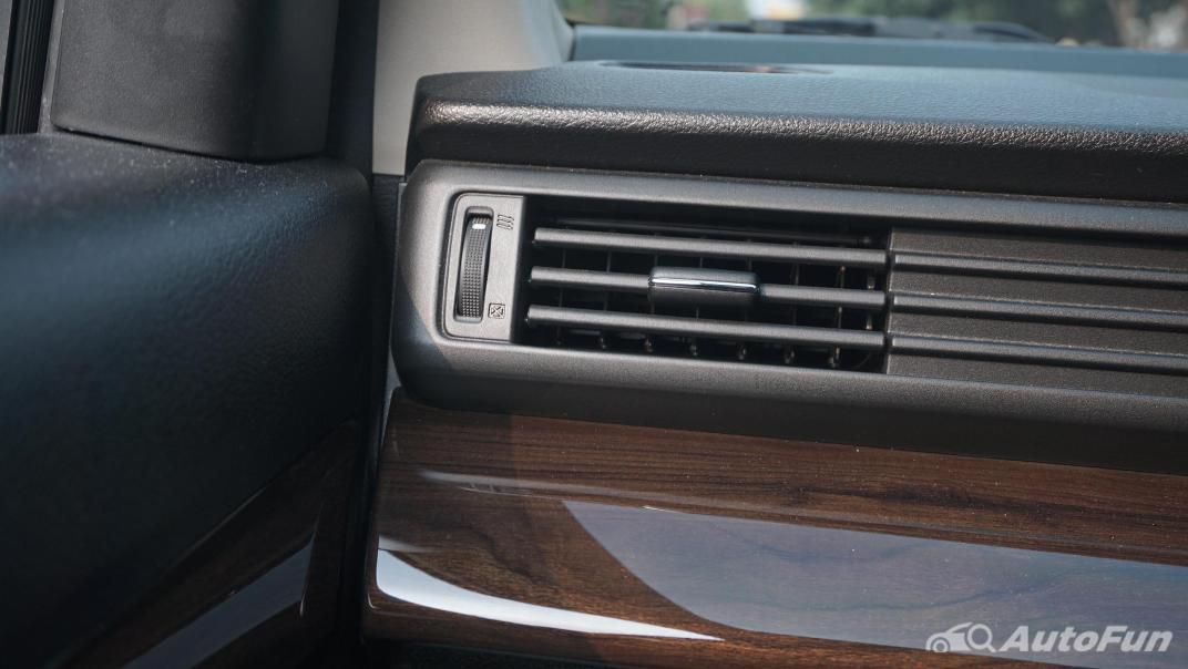 Suzuki Ertiga Sport AT Interior 031