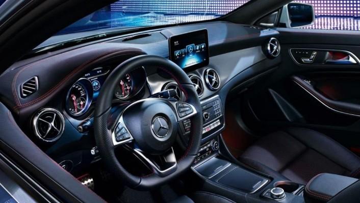 Mercedes-Benz CLA-Class 2019 Interior 002