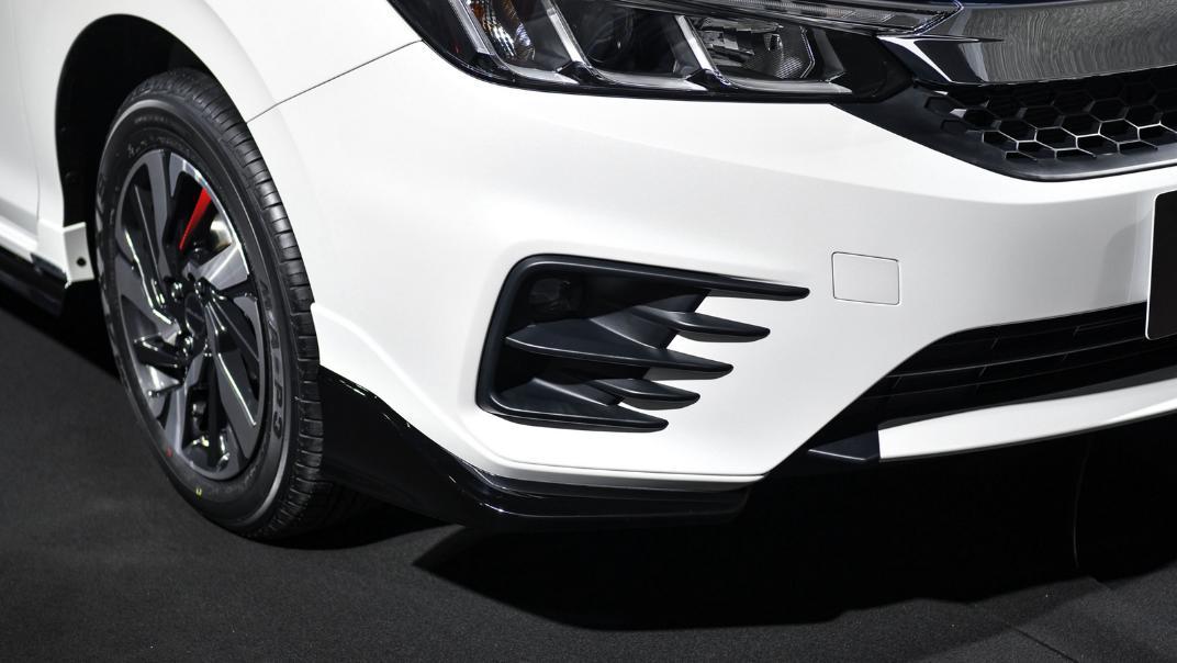 2021 Honda City Hatchback International Version Exterior 029