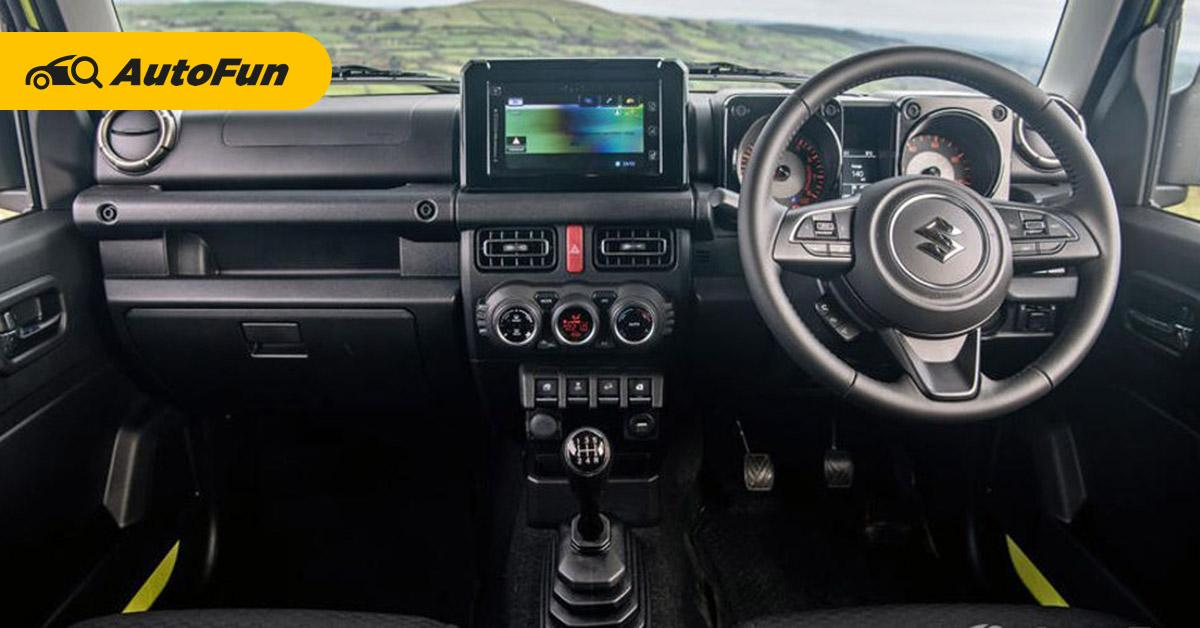 Harganya Lebih Murah, Ini Perbedaan Suzuki Jimny 2020 dengan Versi Bekas 01
