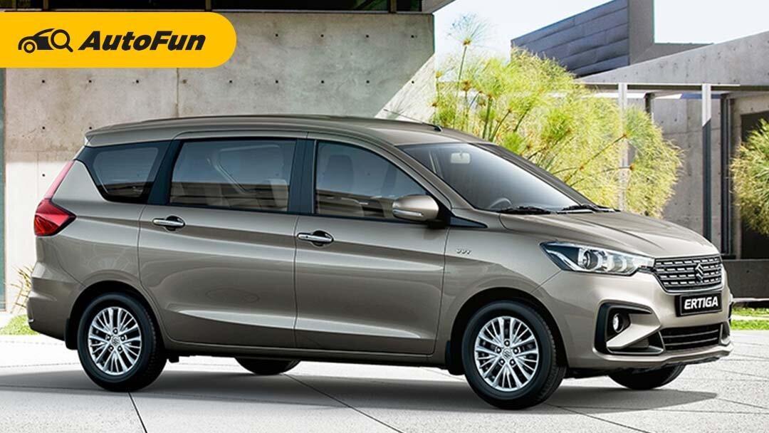Harga Suzuki Ertiga 2021 Makin Murah, Cicilan Kredit Rp4 Jutaan dengan Diskon Rp20 Jutaan 01