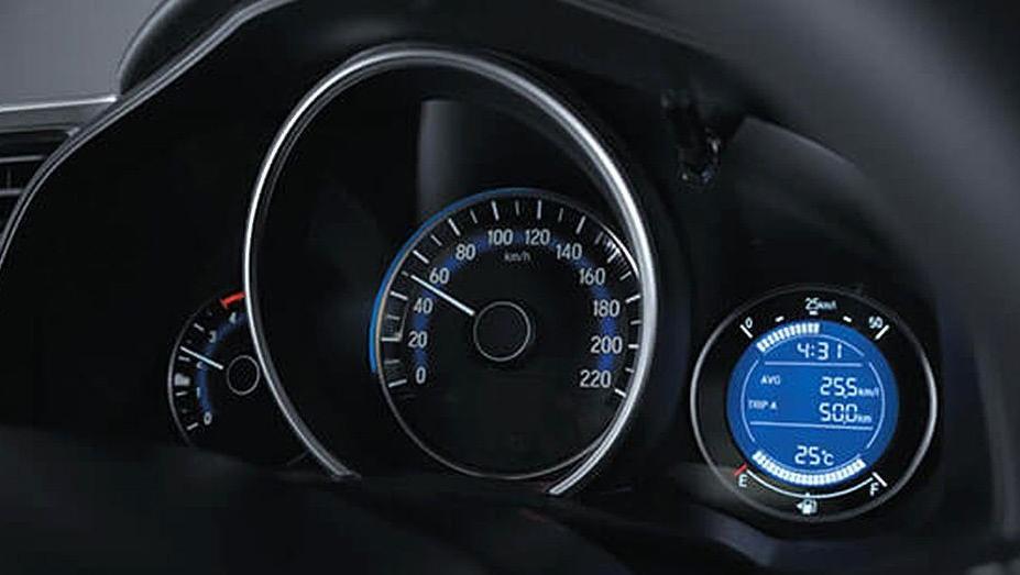 Honda WRV 2019 Interior 003