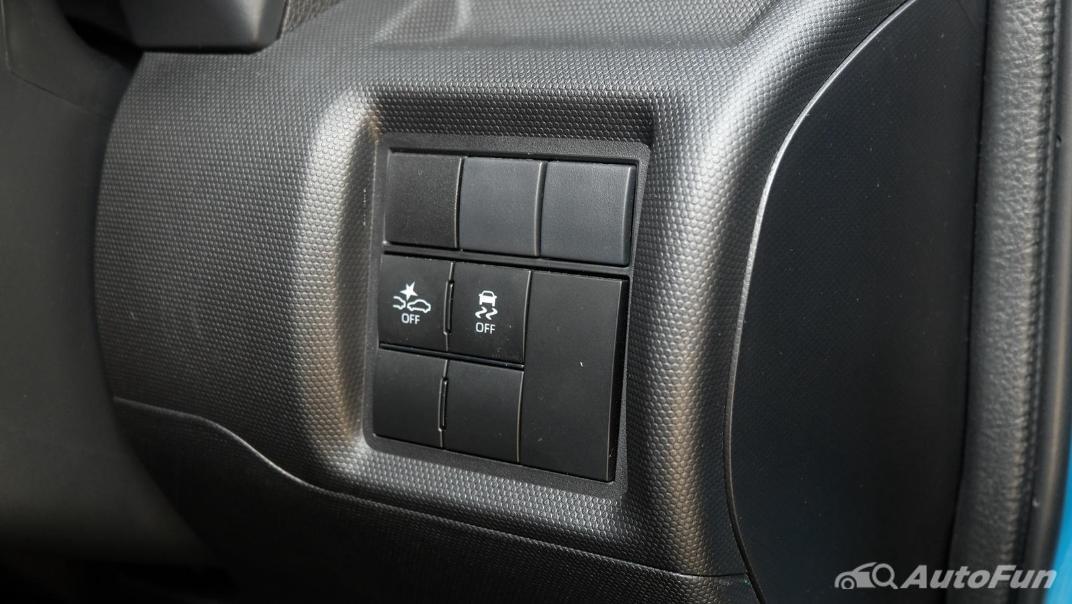 2021 Toyota Raize Interior 008