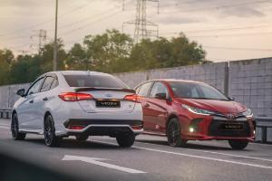 Keren di Malaysia, di Indonesia Toyota Vios Jadi Taksi Sejati