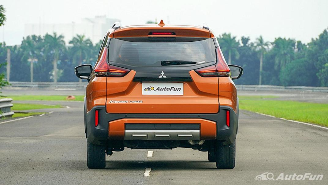 Mitsubishi Xpander Cross 2020 Premium Package AT Exterior 006