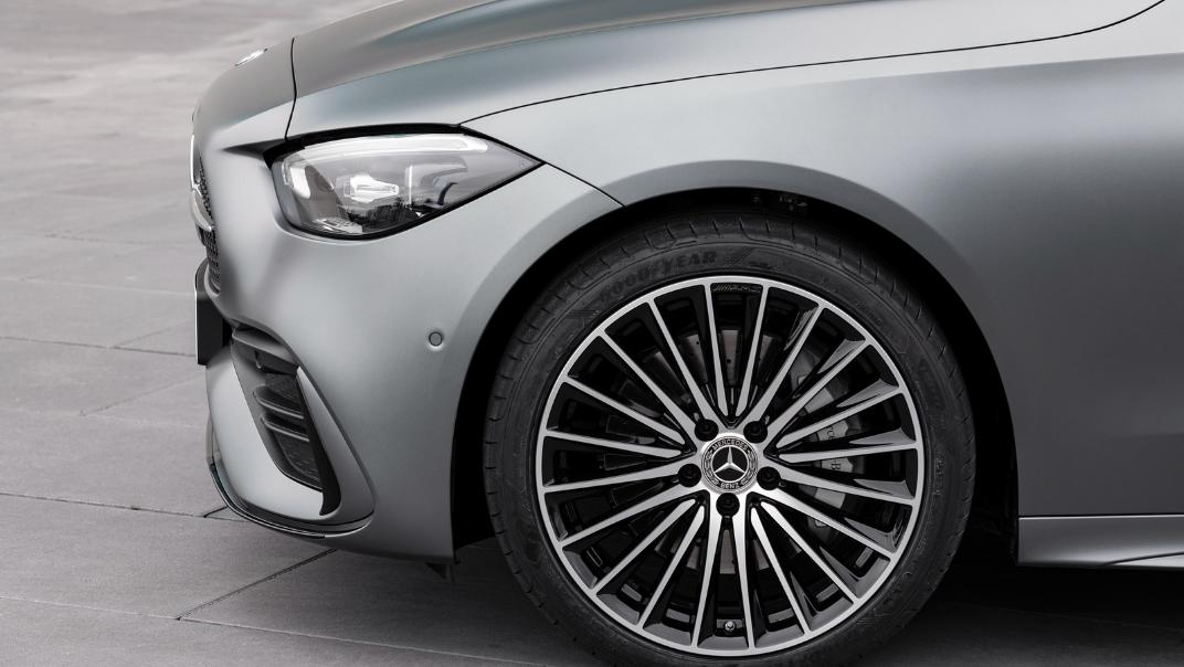 2021 Mercedes-Benz C-Class W206 Upcoming Version Exterior 017
