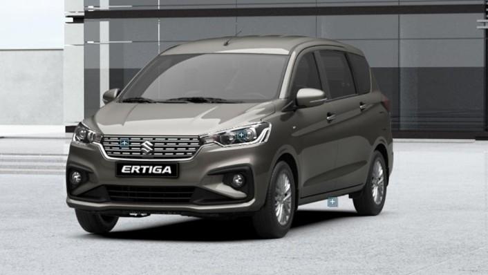 Suzuki Ertiga 2019 Exterior 001