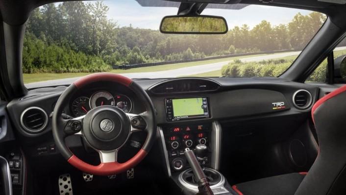 Toyota 86 2019 Interior 001