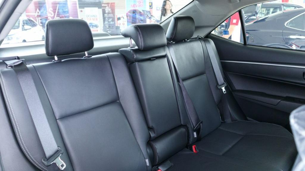 Toyota Corolla Altis 2019 Interior 140