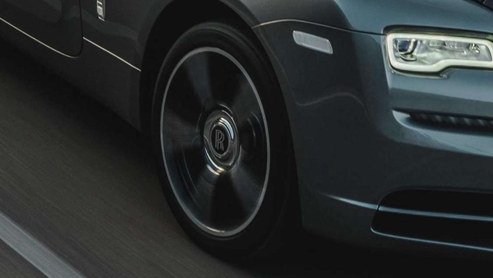 Rolls Royce Wraith 2019 Exterior 013