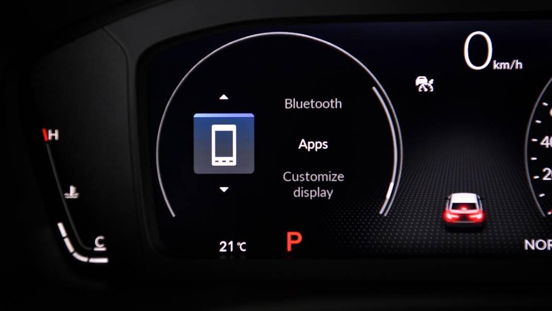 2022 Honda Civic Upcoming Version Interior 041