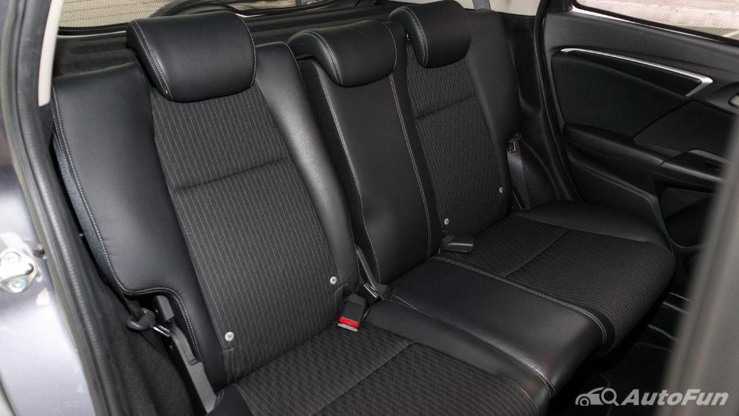 Honda Jazz 2019 Interior 024