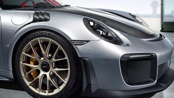 Porsche 911 2019 Exterior 009