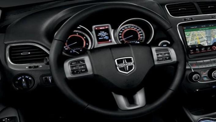 Dodge Journey 2019 Interior 001