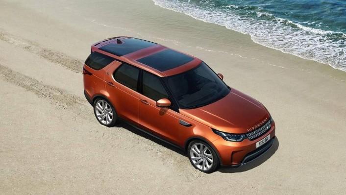 Land Rover Discovery 2019 Exterior 007