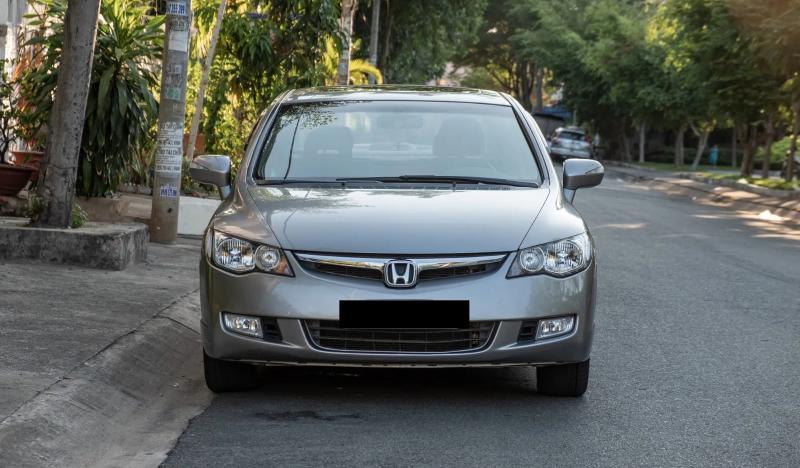 Raja klasik mobil FWD, bagaimana perasaan Honda Civic generasi kedelapan yang berusia sepuluh tahun saat dikemudi? 02