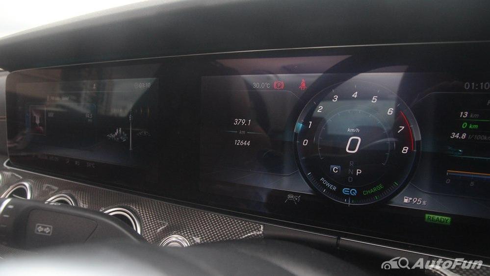 Mercedes-Benz E-Class 2019 Interior 080
