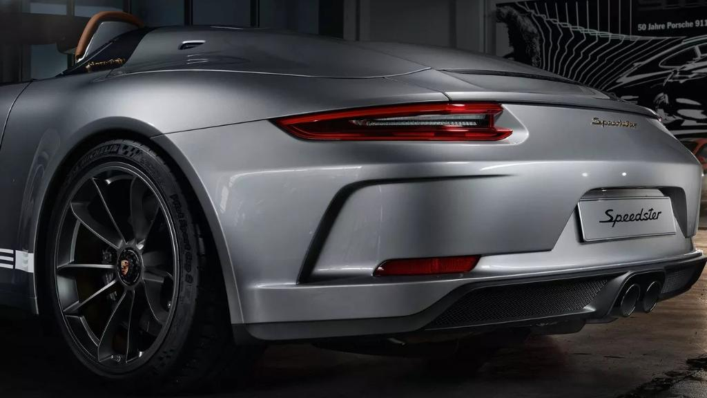 Porsche 911 2019 Exterior 029