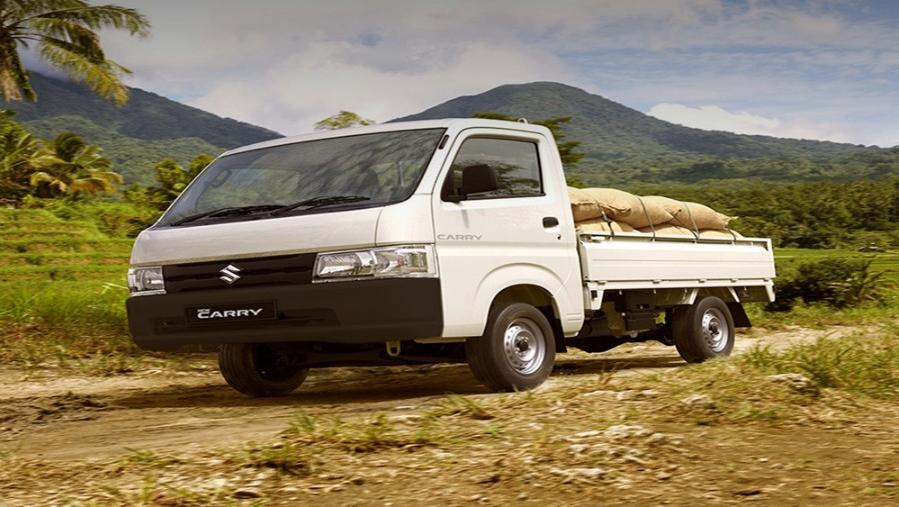 Suzuki Carry 2019 Exterior 002