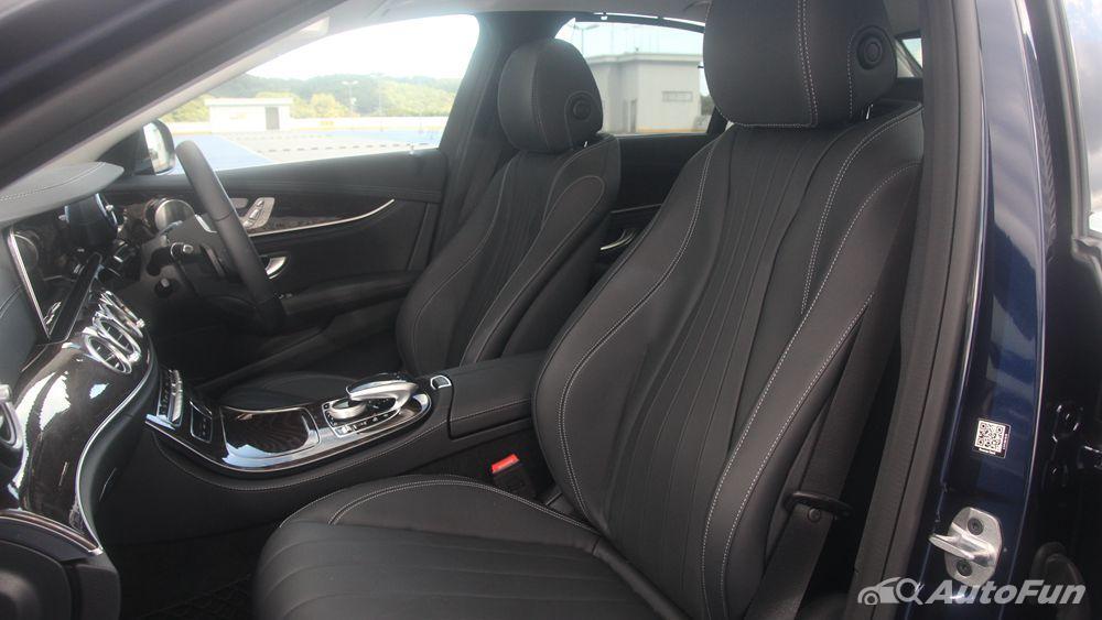 Mercedes-Benz E-Class 2019 Interior 028