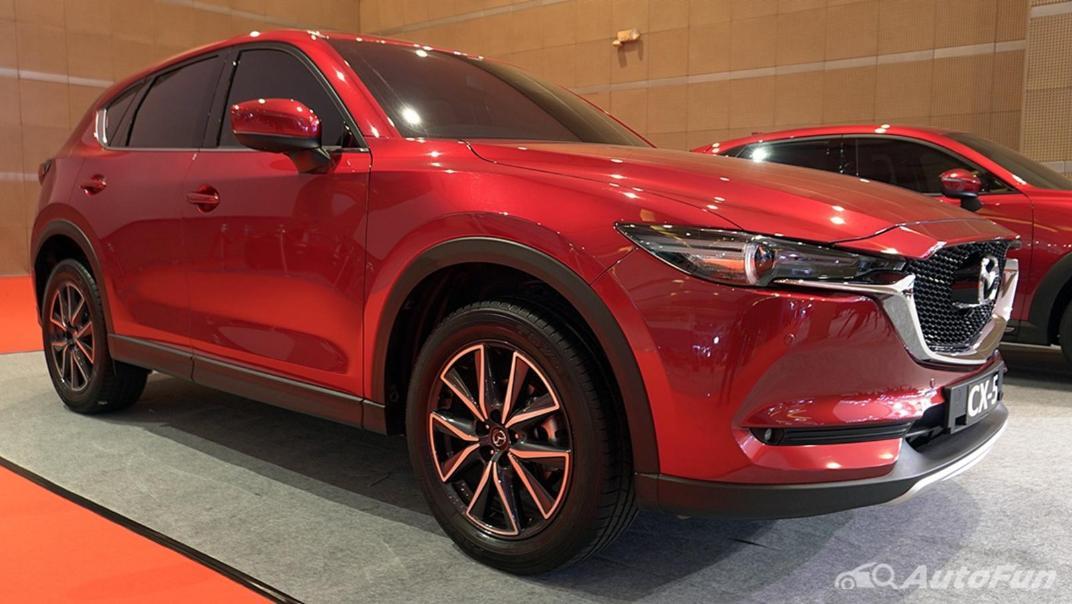 2021 Mazda CX 5 Exterior 001