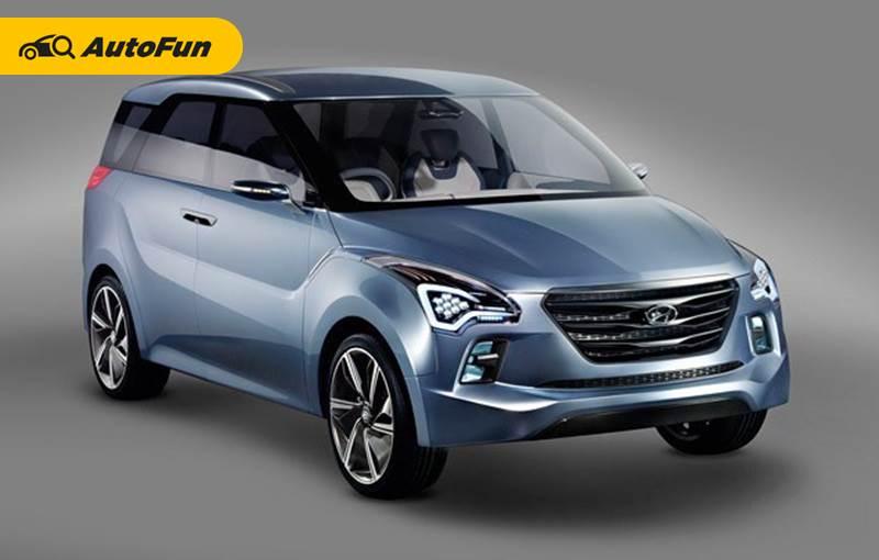 Hyundai Stargazer 2022