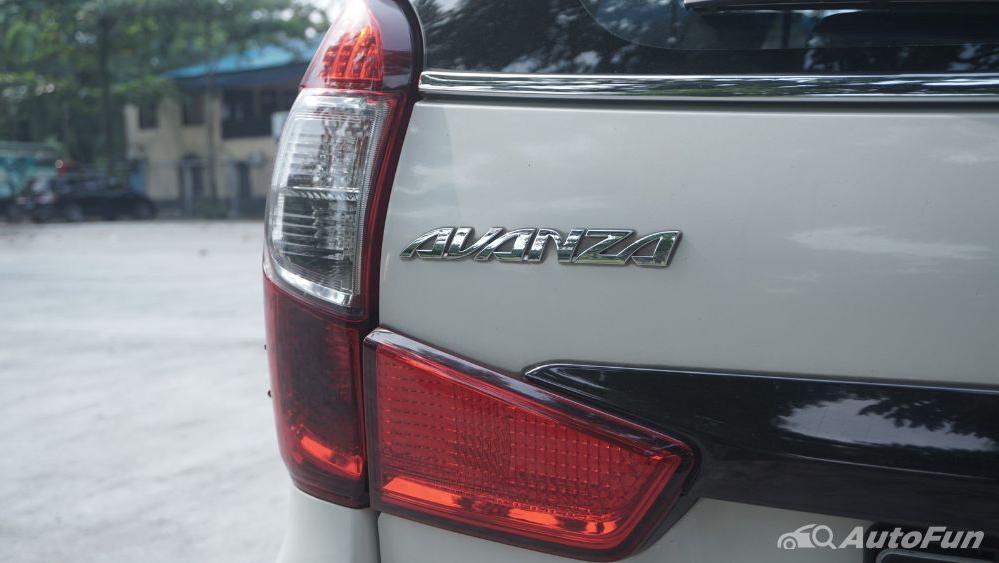 Toyota Avanza Veloz 1.3 MT Exterior 029
