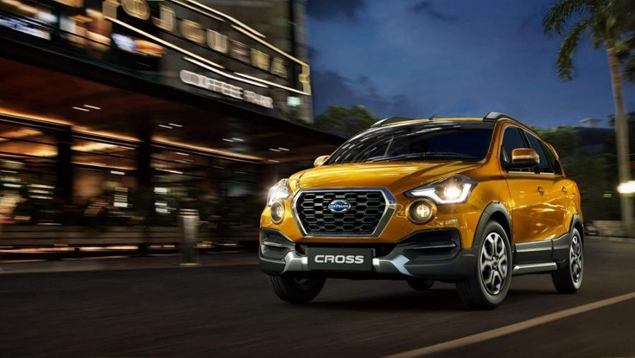 Datsun Cross 2019 Exterior 010