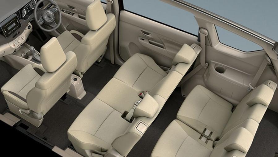 Suzuki Ertiga 2019 Interior 010