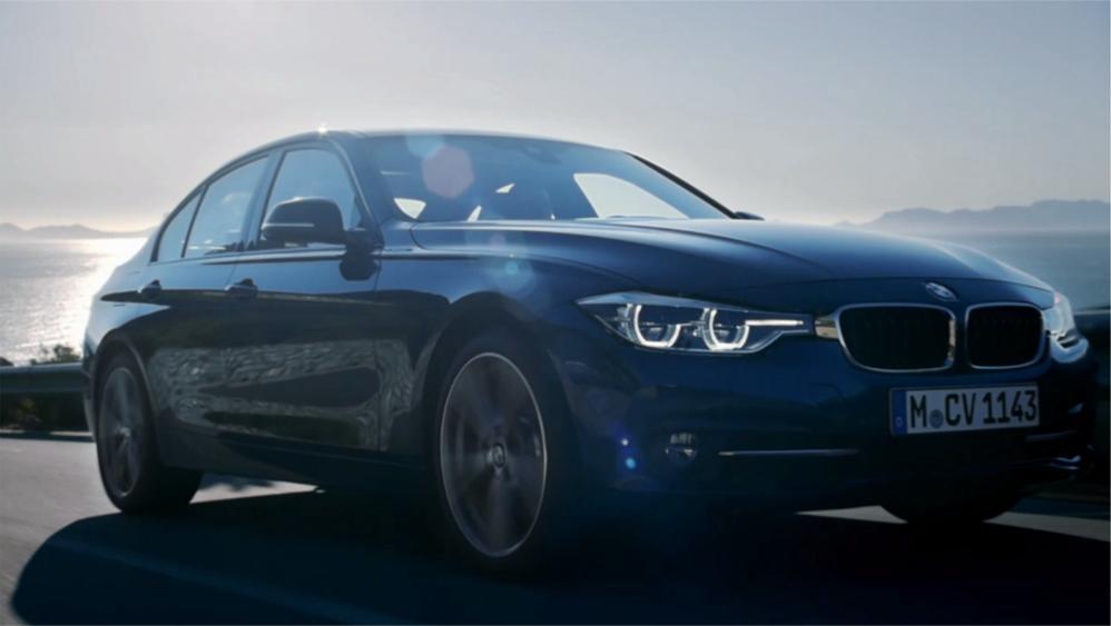 BMW 3 Series Sedan 2019 Exterior 009