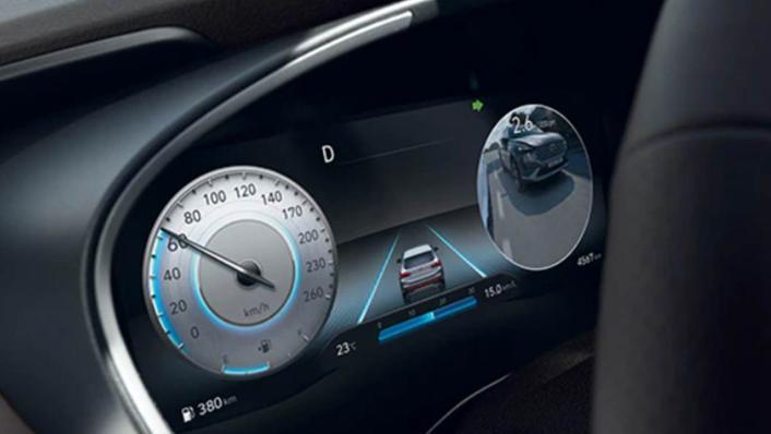 2021 Hyundai Santa Fe Interior 002