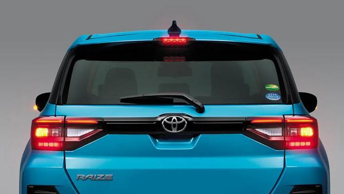 2021 Toyota Raize Upcoming Version Exterior 004