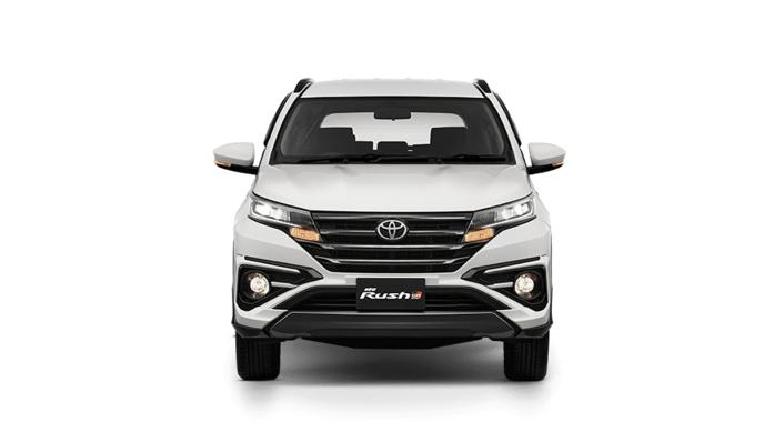 2021 Toyota Rush 1.5 S A/T GR Sport Exterior 002