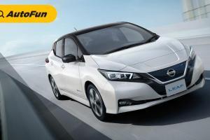Nissan Leaf Siap Meluncur di Indonesia, Pasar Mobil Listrik Makin Sengit