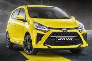 Ada Pajak Mobil Nol Persen, Berapa Sih Harga Toyota Agya 2021 dan LCGC Sejenisnya Nanti?