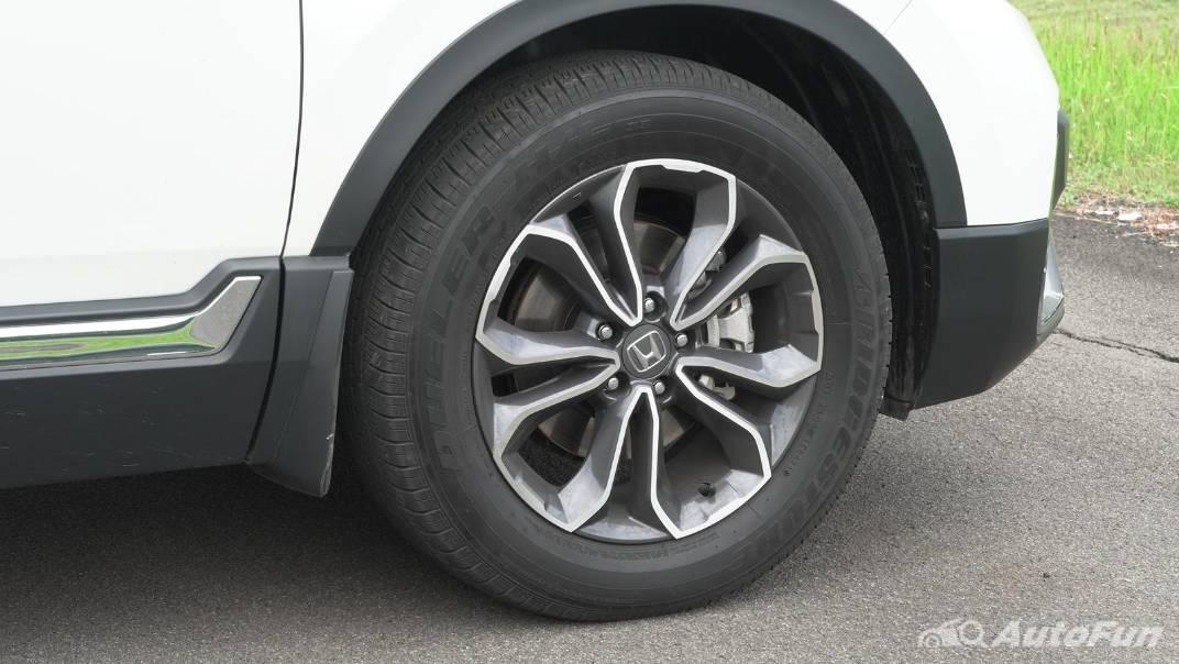 2021 Honda CR-V 1.5L Turbo Prestige Exterior 017