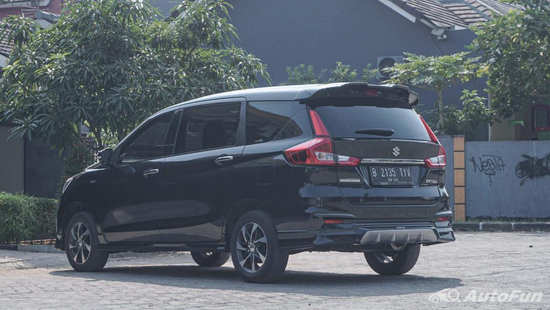 Suzuki Ertiga Sport AT Exterior 007